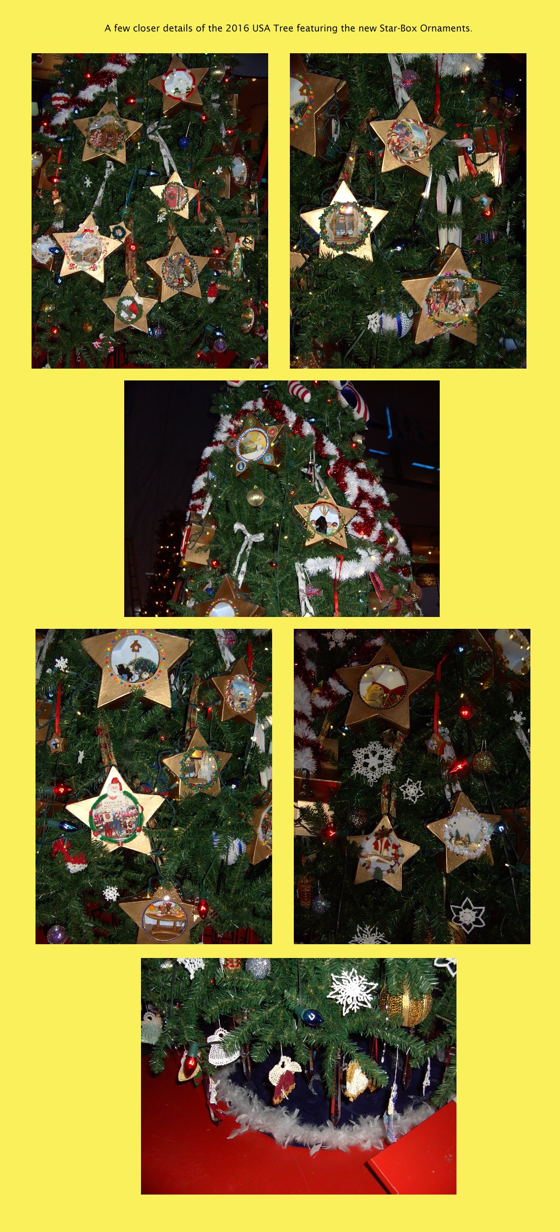 Individual ornament boxes - Below Are Photos Of Some Of The Individual Star Box Ornaments The Boxes Are In Five Different Sizes The First Photo Below Shows The Basic Box And A Lid